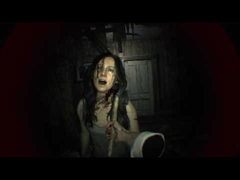 GYGAM3R82's Live PS4 Broadcast Resident evil 7