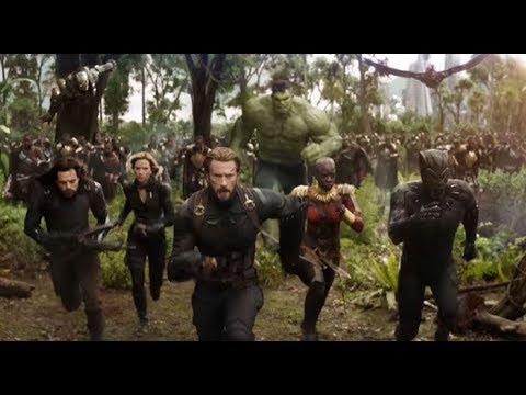 vengadores: infinity war - trailer español (hd) - youtube
