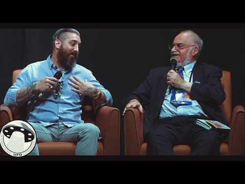 Bob Lazar Area 51 UFO Debate: Stanton Friedman and Jeremy Corbell