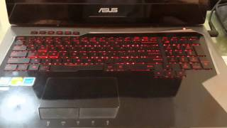 ASUS G752VY PROBLEMS 1