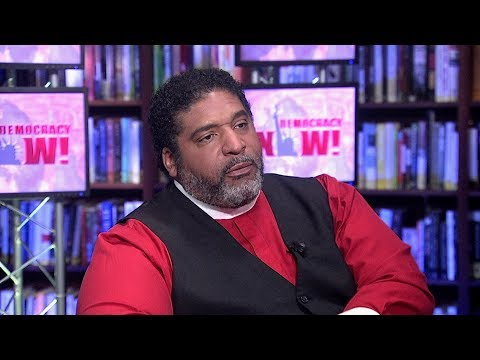 "Rev. Barber: Systematic Racialized Voter Suppression is the ""Election Hacking"" the U.S. Must Address"