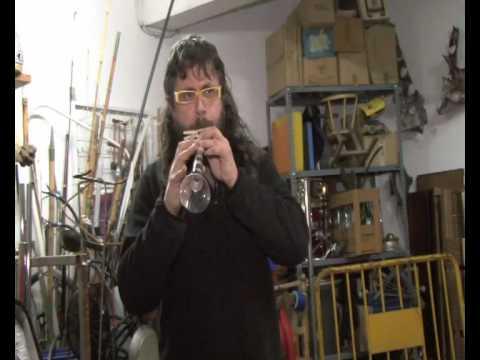 Xavi Lozano's weird instruments part1