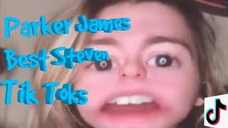 Parker James best Steven Tik Toks