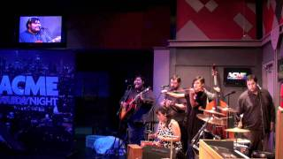 Tommy Santee Klaws - Straight Lines (Live on ACME SaturdayNight 6/25/11)