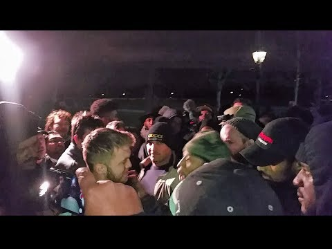 Full PEAK VIDEO! RASPECT, JEDI, TOMMY SUPPORTERS.....Speakers Corner NEW