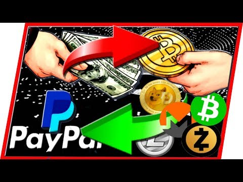 👌 Como Comprar Bitcoin Y Criptomonedas Con PayPal Paso A Paso [Tengo Dinero]
