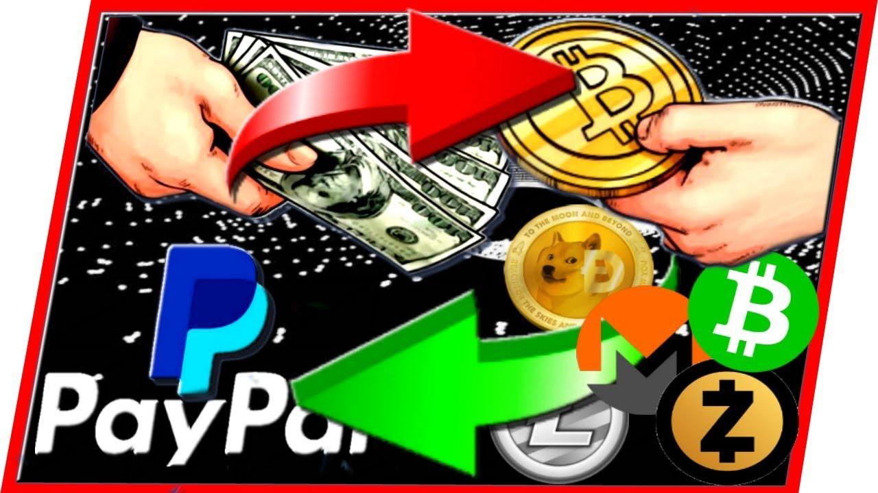 paypal prende bitcoin trading di criptocurrency etrade