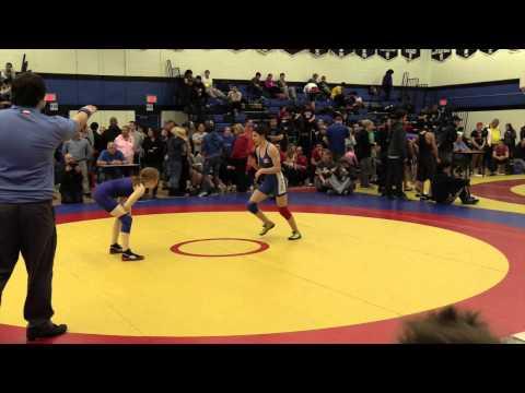 2014 Matmen Classic: 46 kg Bronze Samantha Romano vs. Casey Turner