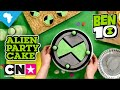 Ben 10 | Alien Party: Cake | Cartoon Network Africa