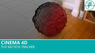 Cinema 4D: The Motion Tracker