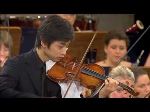 2006 - Ryu Goto, Brahms Violin Concerto, 3rd Movement
