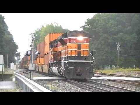 Heritage Units - Featuring Amtrak, Norfolk Southern, & Union Pacific - Best Of 2013©