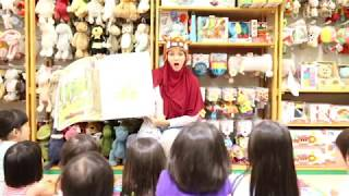 "Storytime with Teacher Yaya - ""'The Gruffalo"""