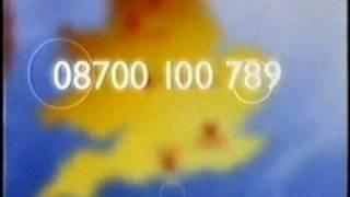 BBC1 North West ident + BBCi Digital Satellite frontcap - 2002