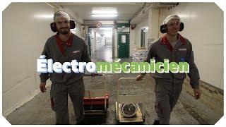 Coopérons - Electromécanicien #nosmetiers