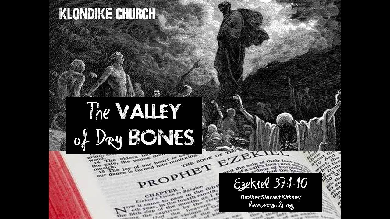 ezekiel's valley of dry bones by This page looks into end time prophecy found in ezekiel 37, often referred to as the valley of dry bones, which focusses on the regathering, revival and restoration of the nation of israel in end times.