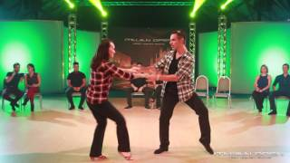 Italian Open 2016 Strictly Intermediate Finals Gerald Imbratta & Elodie Chapon