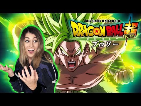Dragon Ball Super Broly Trailer 3 REACTION!