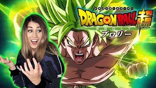 Dragon Ball Super Broly Trailer 3 REACTION!