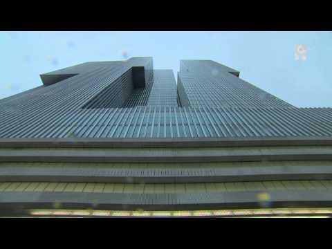 Rondleiding door gebouw De Rotterdam