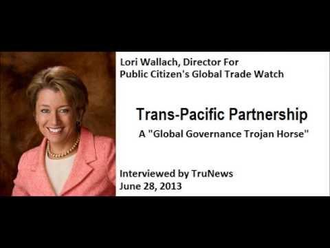 Trans-Pacific Partnership: Global Governance Trojan Horse