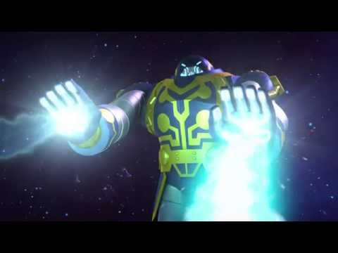 DC Nation - Green Lantern: The Animated Series - Cold Fury (Clip 2)