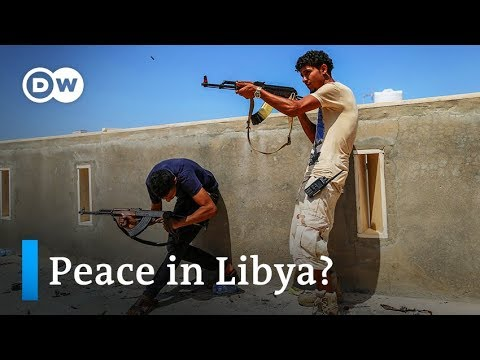 Power struggle in Libya: Does peace have a chance? | To the point