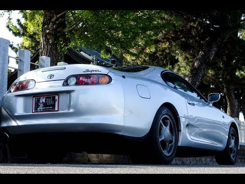 Toyota Supra JZA80 for sale JDM EXPO (8793, s8157)