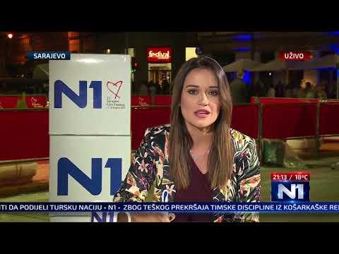 N1 Specijal - Sarajevo Film Festival (13.08.2017)
