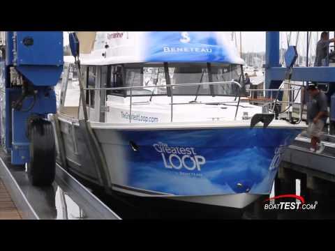 Яхта Swift Trawler