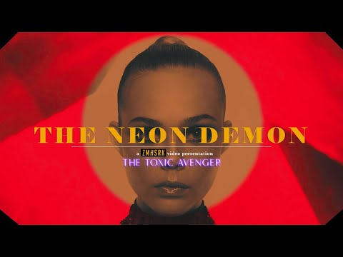 The Toxic Avenger - Purple Eyes