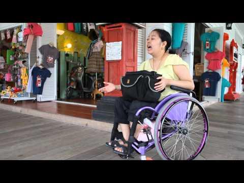 รายการ Wheelchair Lover ตอนที่ 2