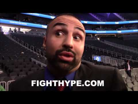 (EPIC) PAULIE MALIGNAGGI DETAILED ANALYSIS OF KNOCKDOWN AND ANDRE WARD'S VICTORY OVER KOVALEV
