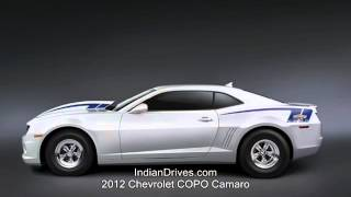 Chevrolet COPO Camaro 2012 Videos