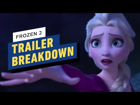 Frozen 2 - Trailer 2 Breakdown