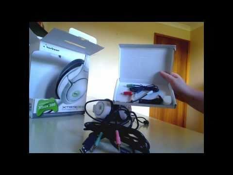 CG Hardware: Sharkoon Xtatic SX Headset