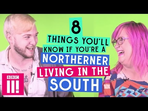 8 Things You'll Know If You're a Northerner In The South