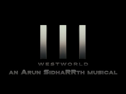 WESTWORLD SEASON 3 | HBO | MUSIC BY ARUNSIDHARRTH | India | Kerala | Scoring Competition