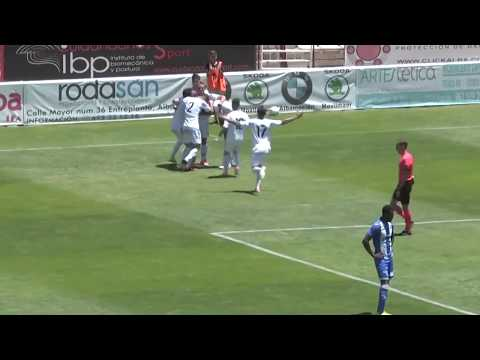 Play Off Ascenso 16/17. Resumen Albacete Balompié 2 - 1 At. Baleares