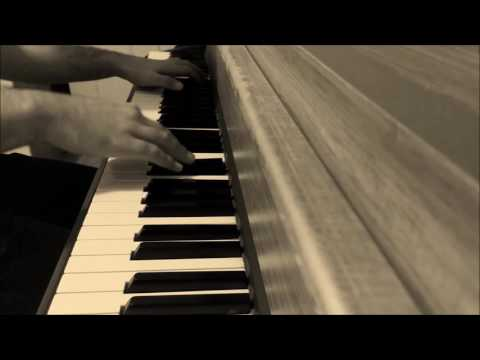 Sting - Saint Agnes and The Burning Train (Piano Cover)