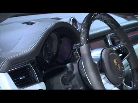 Porsche Macan world debut