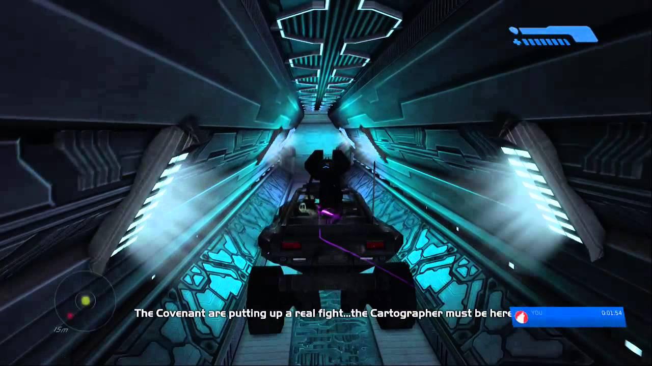 Halo Mcc Silent Cartographer Locked Door Skip Youtube