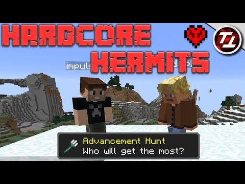 Hardcore Hermits #12 - Down to the Wire!