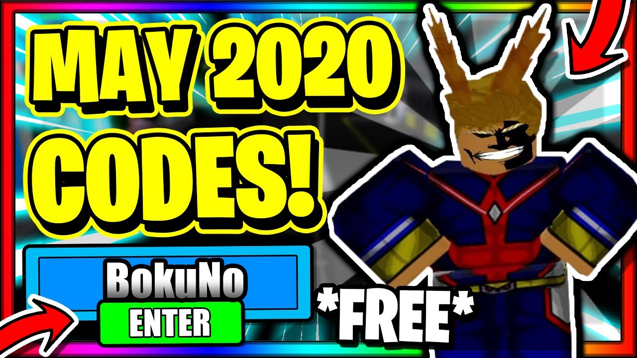 May 2020 All New Secret Op Working Codes Roblox Boku No Roblox