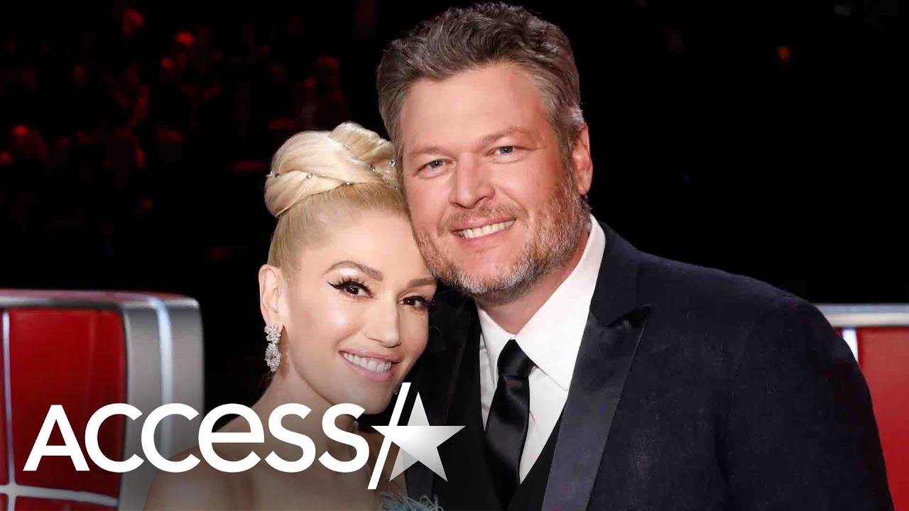 Blake Shelton Details His & Gwen Stefani's Emotional Wedding Vows