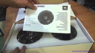 Обзор акустики JBL CS-6