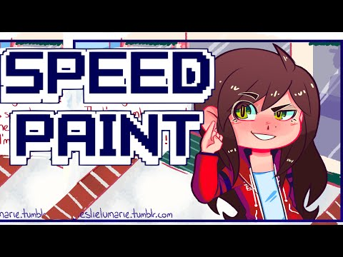 Posting Art Online ☆SpeedPaint☆