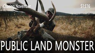 Chasing November S1E16 | Public Land Monster