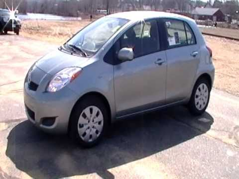 2011 TOYOTA YARIS 5 DOOR HATCHBACK WITH POWER GROUP GREAT GAS 35 MPG $15986  WWW. NHCARMAN.COM.MOD