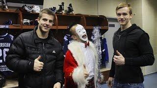 Предматчевое новогоднее видео «Динамо-Минск»
